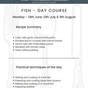 Full Day Fish Course