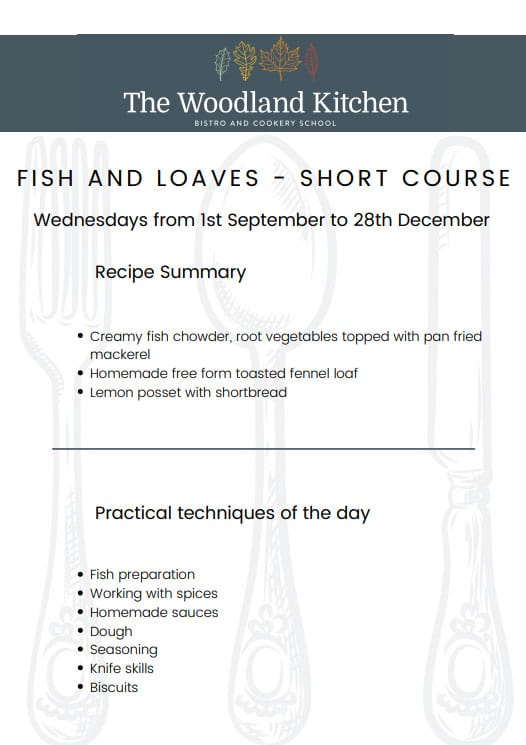 Short Course Fish and Loaves