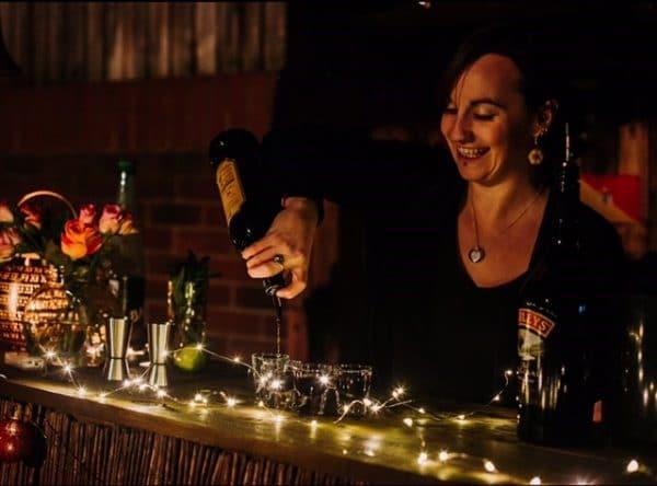 The Wonder bar cocktails