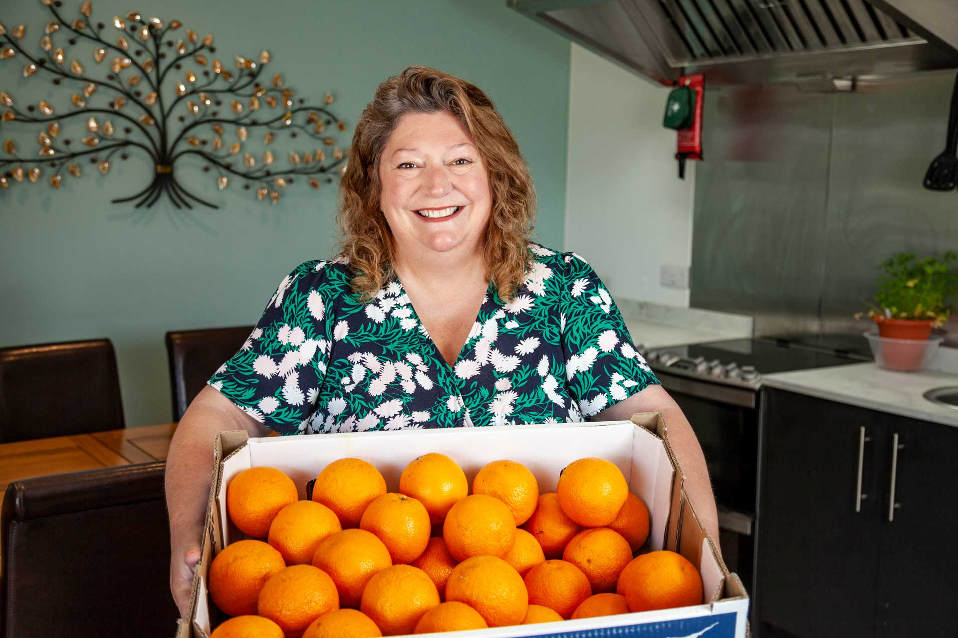 Helen Angove Owner at Bistro Cafe Cornwal